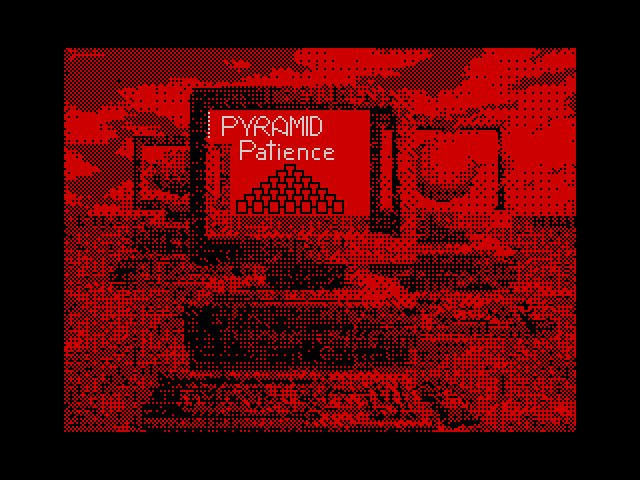 Pyramid Patience screen