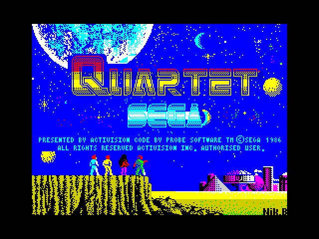 Quartet image, screenshot or loading screen