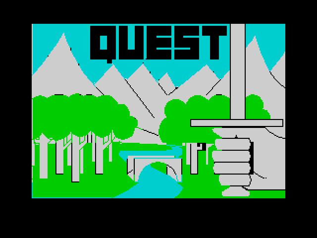 Quest Adventure screenshot