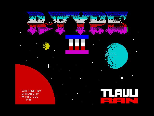 R-Type III screenshot