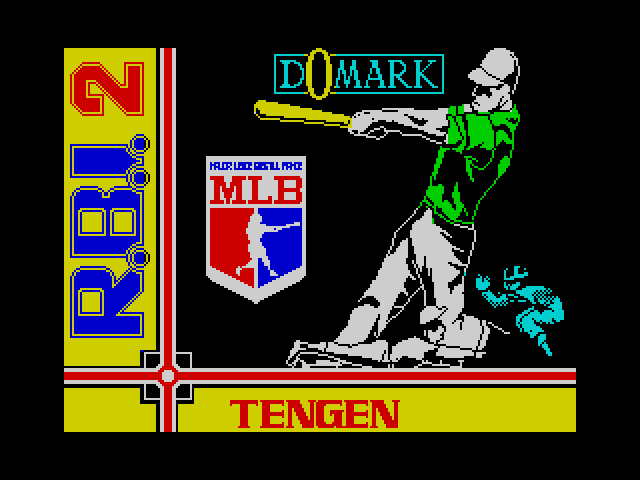 R.B.I. 2 Baseball screenshot