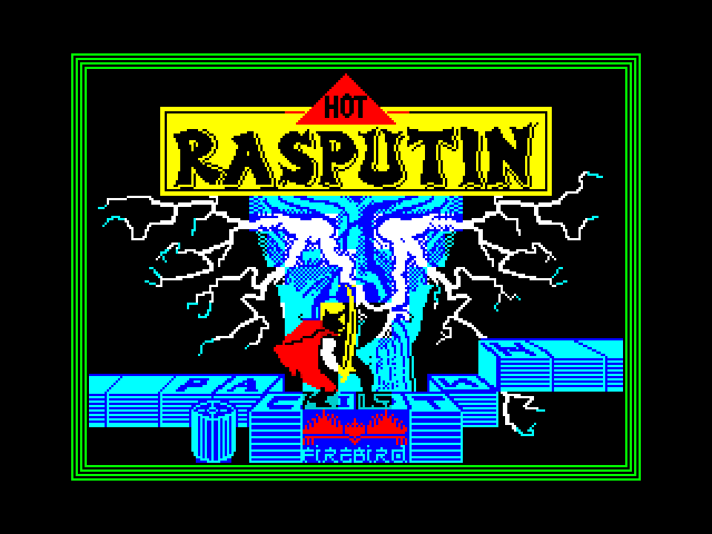 Rasputin image, screenshot or loading screen