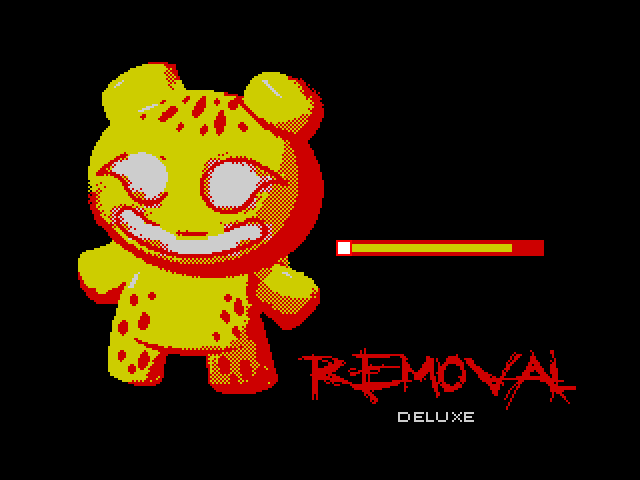 Removal Deluxe screen