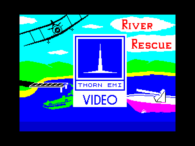 River Rescue screenshot