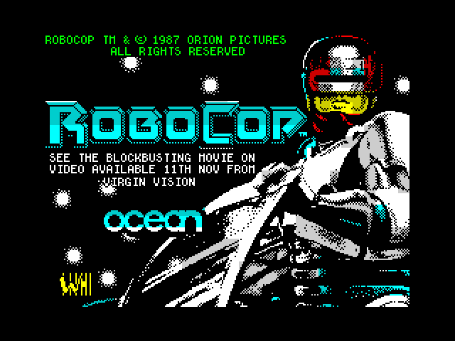 RoboCop image, screenshot or loading screen