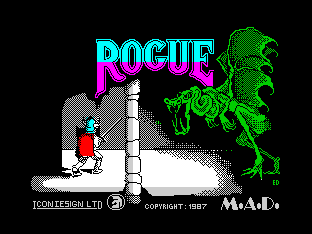 Rogue screen