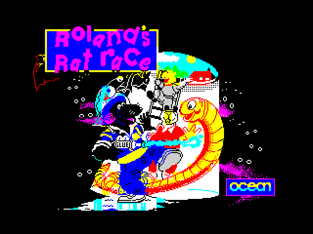 Roland's Rat Race image, screenshot or loading screen