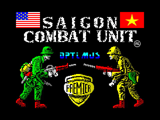 Saigon Combat Unit screenshot