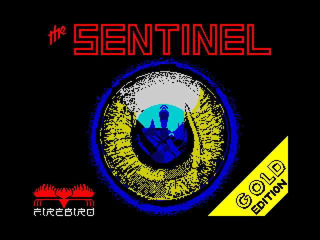 The Sentinel screen