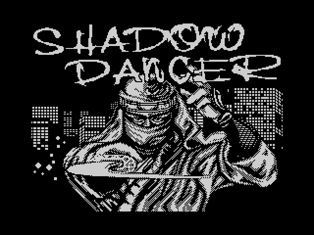Shadow Dancer screenshot