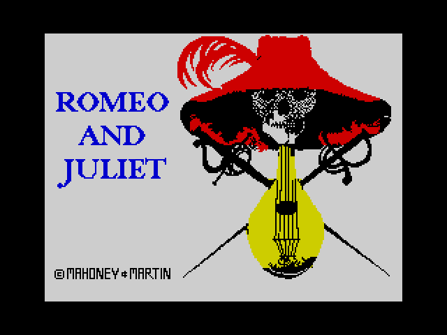 Shakespeare - Romeo and Juliet screen