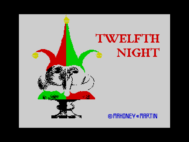 Shakespeare - Twelfth Night image, screenshot or loading screen