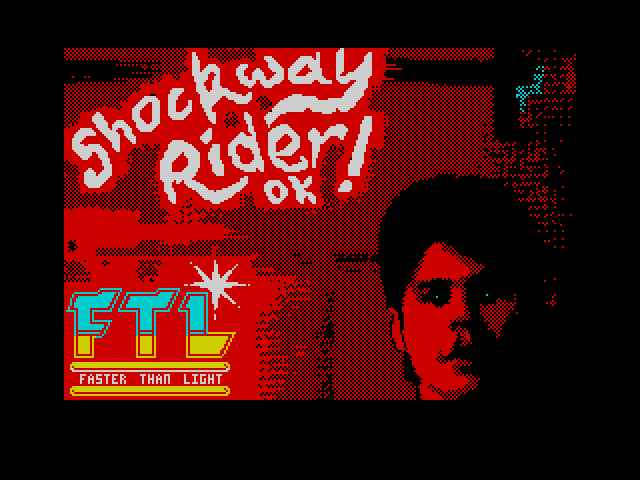 Shockway Rider screen