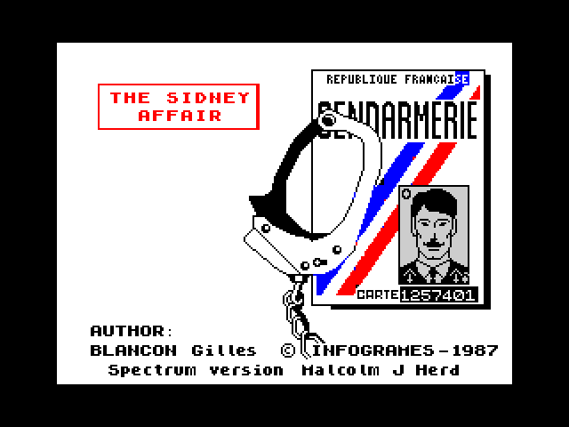 The Sidney Affair screenshot