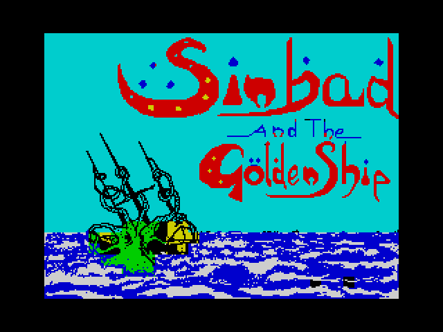 Sinbad and the Golden Ship image, screenshot or loading screen