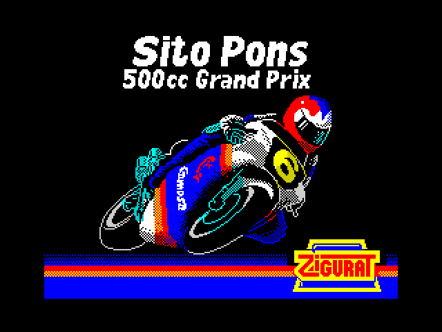 Sito Pons 500cc Grand Prix image, screenshot or loading screen