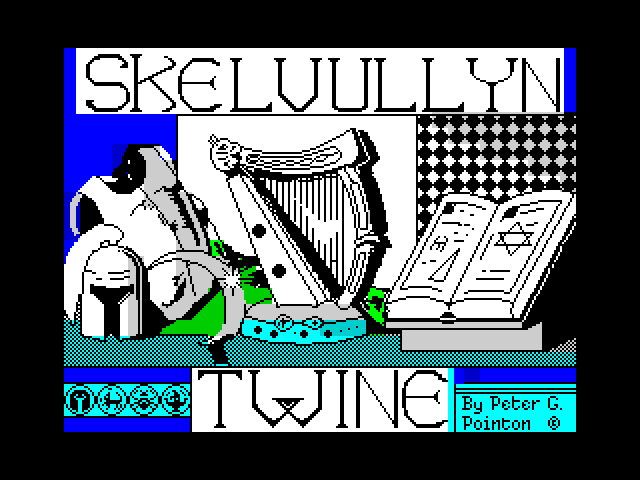 Skelvullyn Twine image, screenshot or loading screen