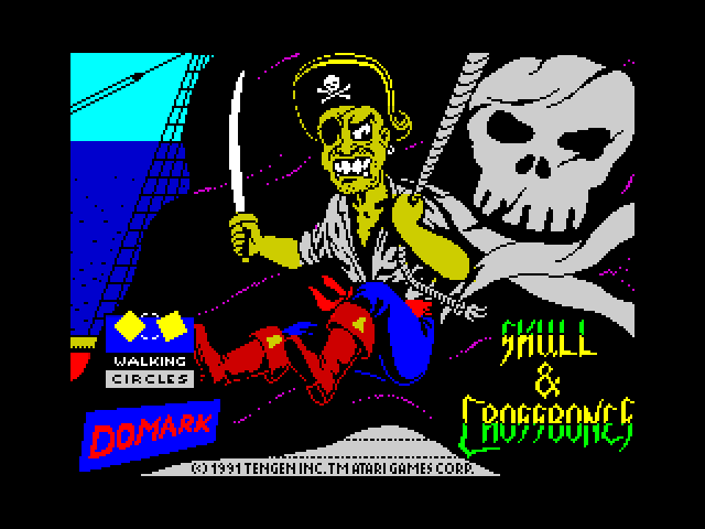 Skull & Crossbones screenshot