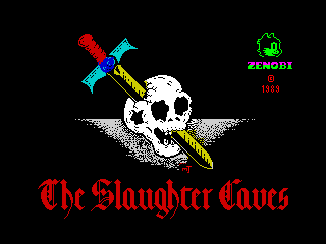 The Slaughter Caves screenshot