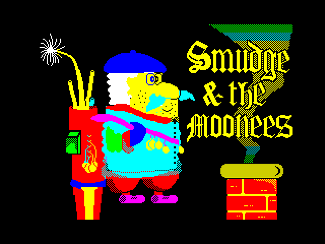 Smudge & the Moonies image, screenshot or loading screen