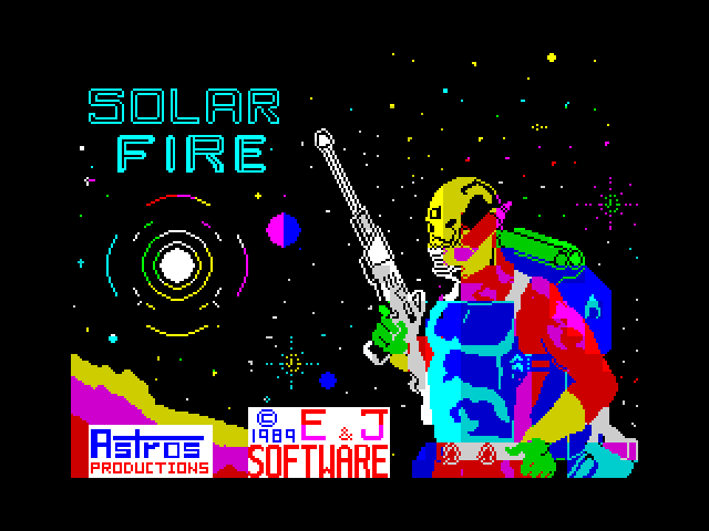 Solar Fire image, screenshot or loading screen