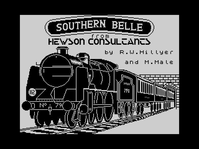 Southern Belle screenshot
