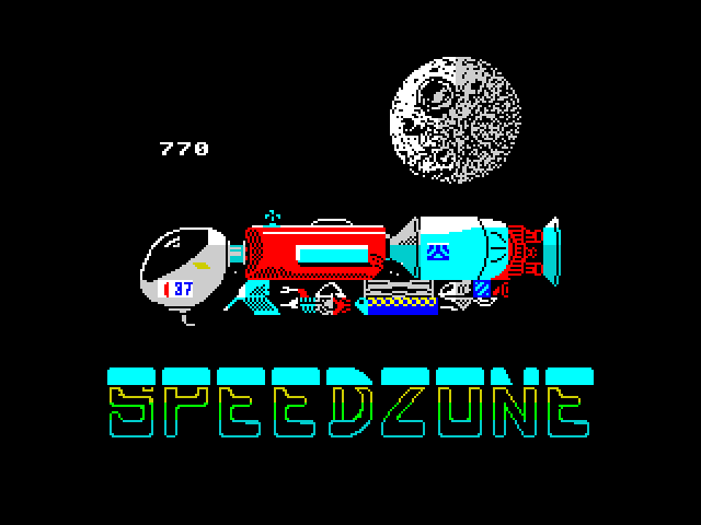 Speed Zone image, screenshot or loading screen