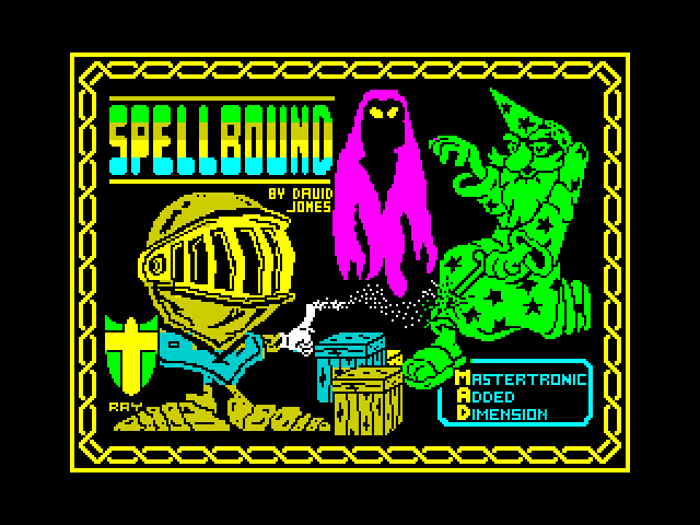 Spellbound screenshot