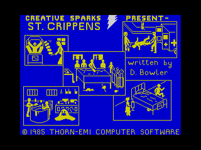 St. Crippens screenshot
