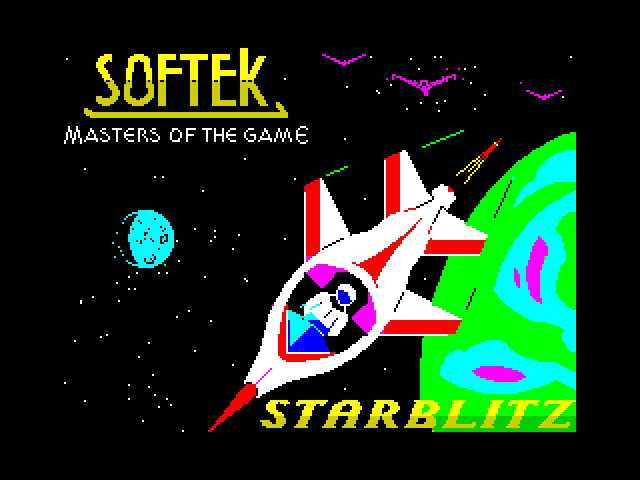 Starblitz screenshot