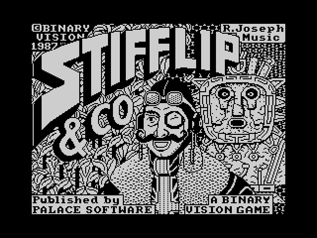 Stifflip & Co. screen