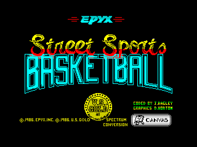 Street Sports Basketball image, screenshot or loading screen