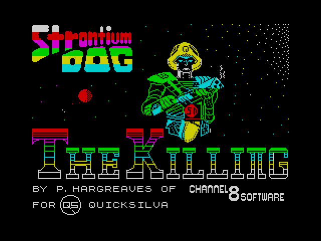 Strontium Dog: The Killing image, screenshot or loading screen
