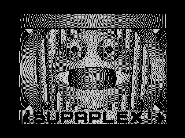 Supaplex image, screenshot or loading screen