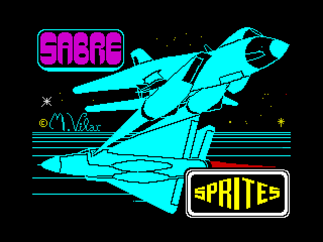 Super Sabre image, screenshot or loading screen
