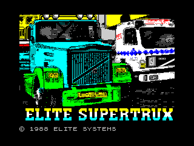 Super Trux screen