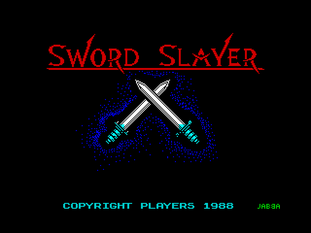 Sword Slayer image, screenshot or loading screen