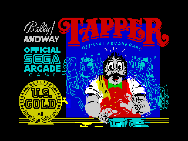 Tapper screenshot