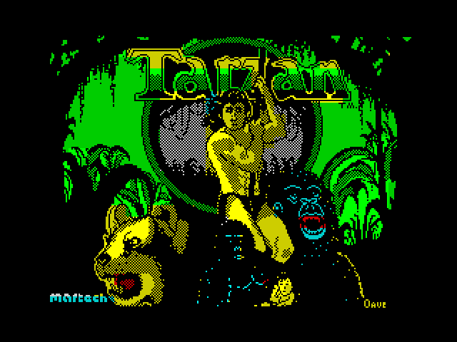Tarzan screenshot