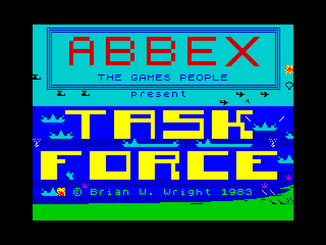 Task Force screenshot