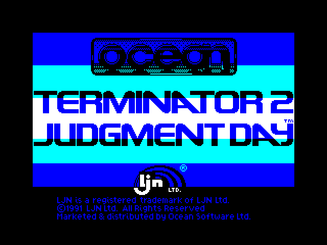 Terminator 2: Judgment Day image, screenshot or loading screen