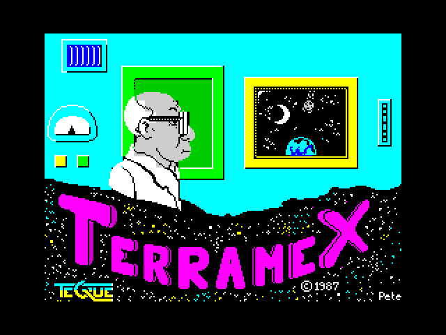 Terramex image, screenshot or loading screen