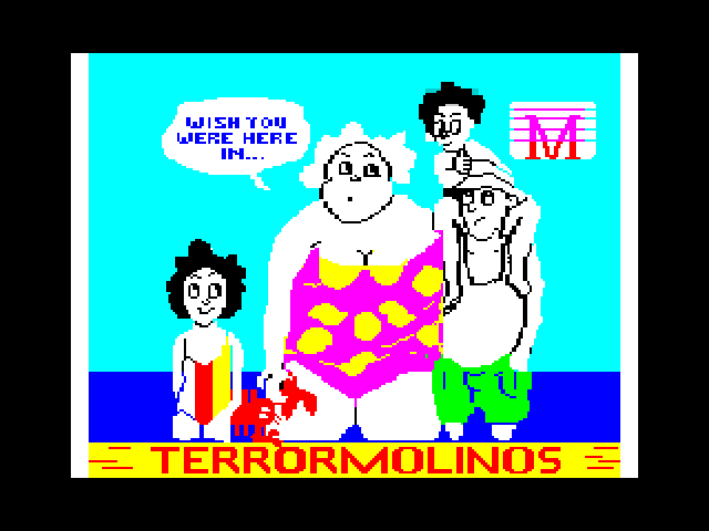 Terrormolinos screenshot