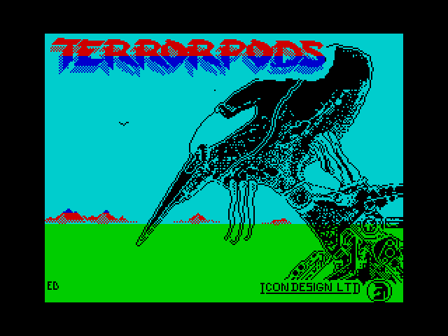 Terrorpods screenshot