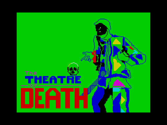 The Theatre of Death image, screenshot or loading screen