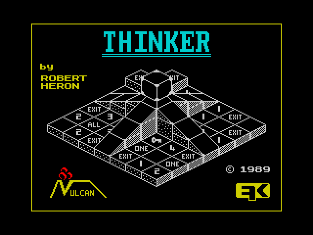 Thinker screenshot