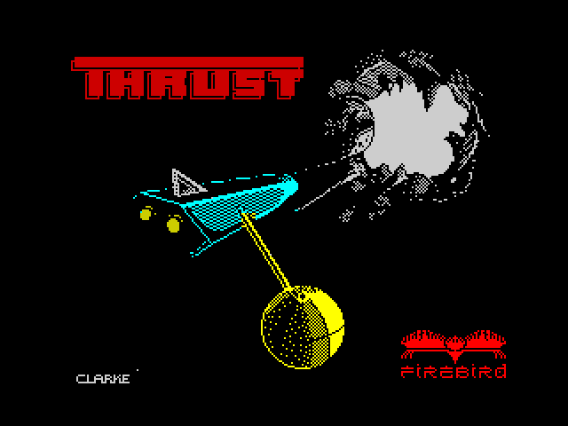 Thrust image, screenshot or loading screen