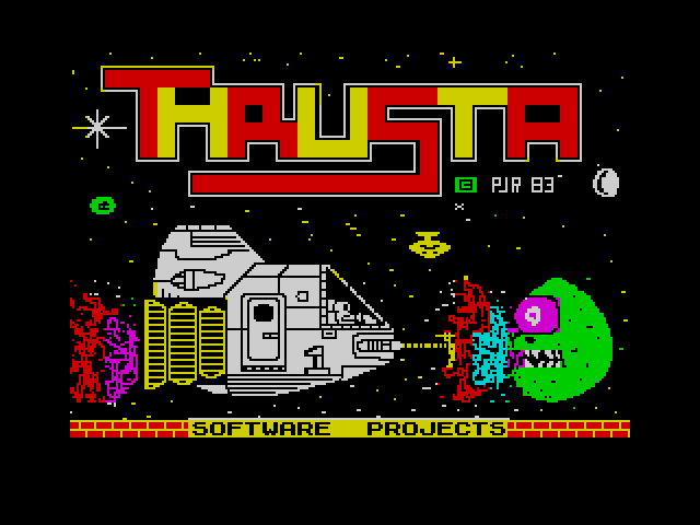 Thrusta screenshot