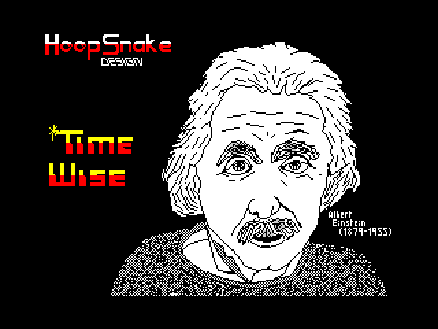 Timewise screen