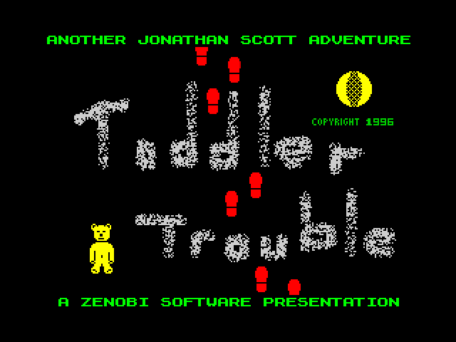 Toddler Trouble image, screenshot or loading screen